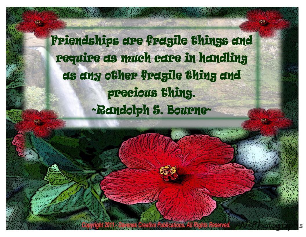 Fragile quote #4