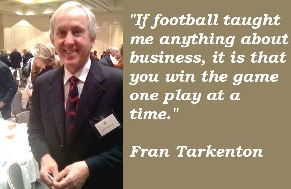 Fran Tarkenton's quote #6