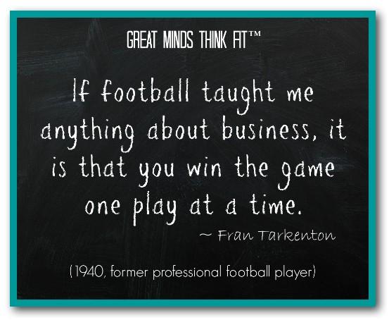 Fran Tarkenton's quote #4