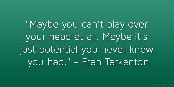 Fran Tarkenton's quote #1
