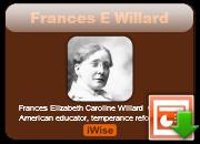 Frances E. Willard's quote #2