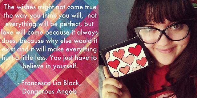 Francesca Lia Block's quote #3