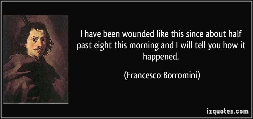 Francesco Borromini's quote #3