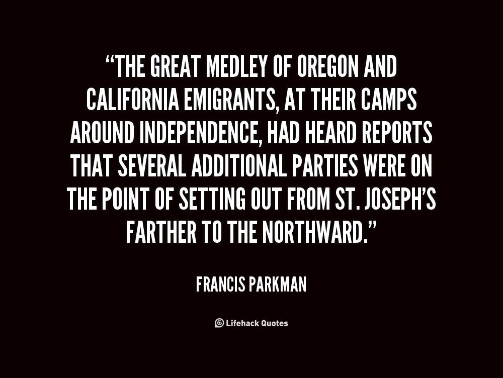 Francis Parkman's quote #2