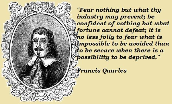 Francis Quarles's quote #5