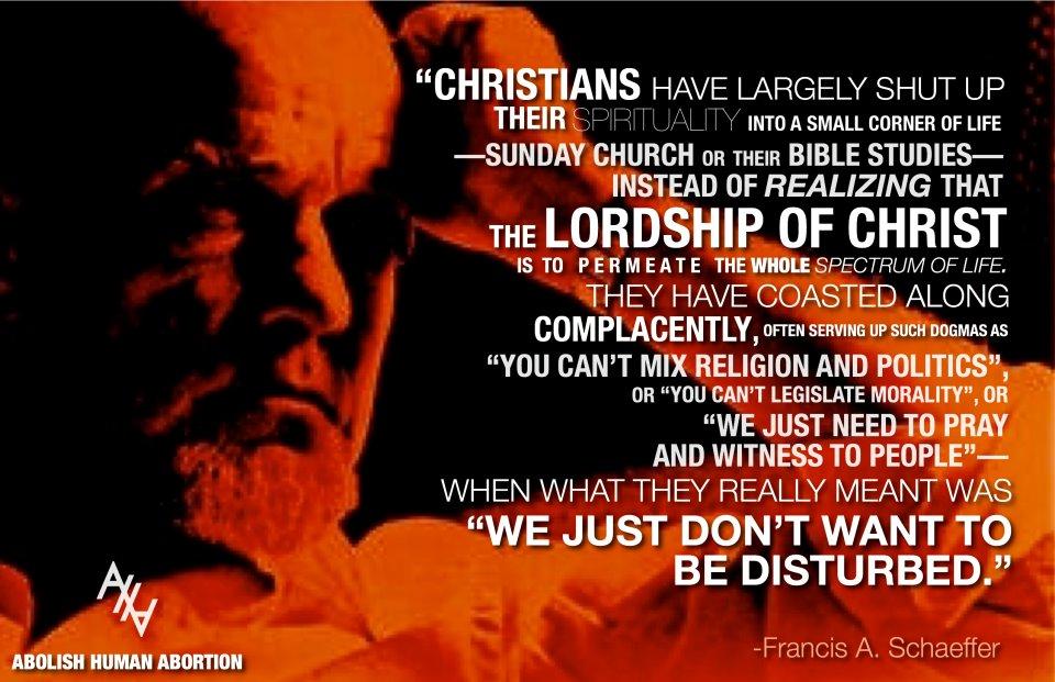 Francis Schaeffer's quote #4