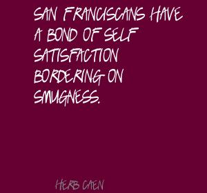 Franciscans quote #1