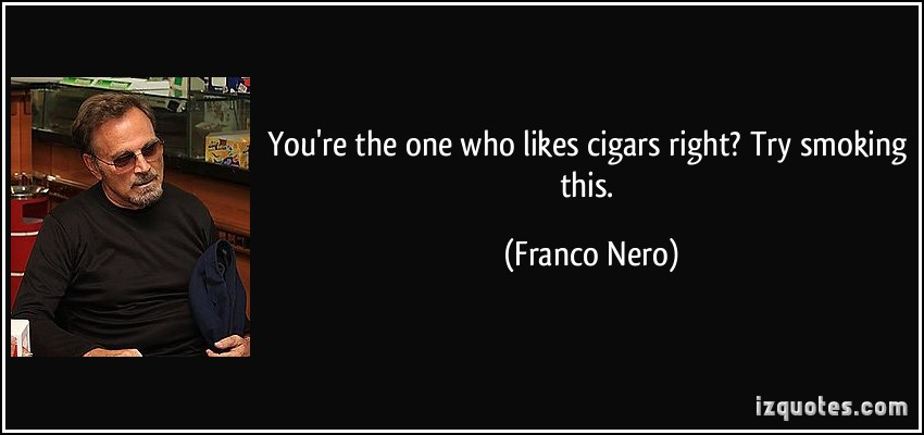 Franco Nero's quote #1