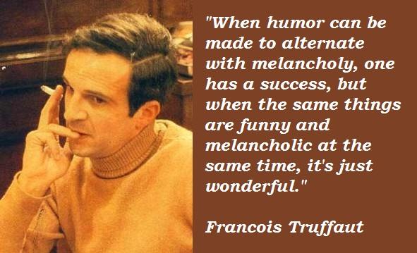 Francois Truffaut's quote #1