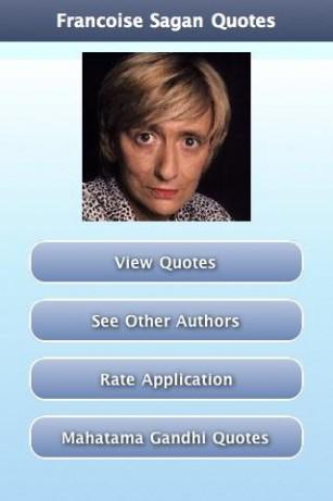 Francoise Sagan's quote #7
