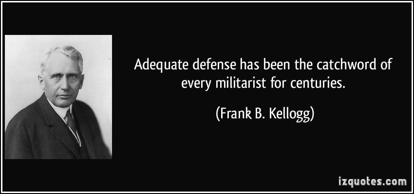 Frank B. Kellogg's quote #7
