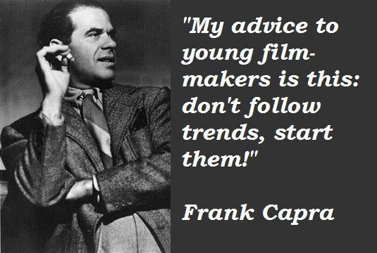 Frank Capra's quote #3