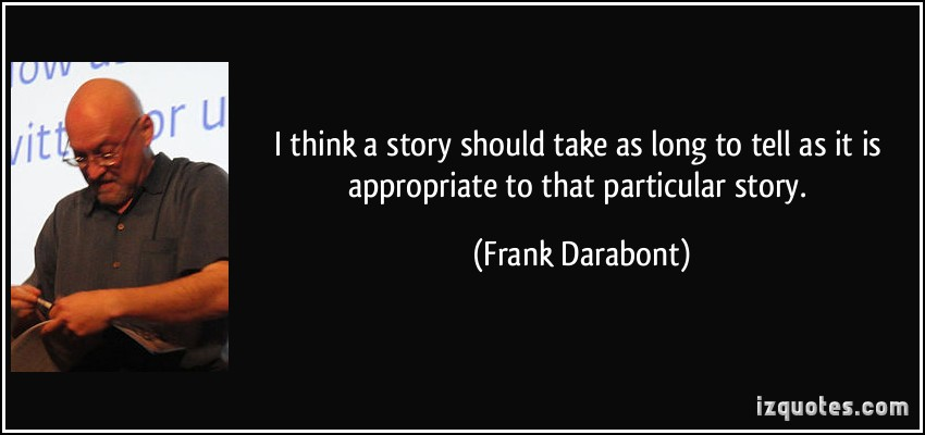 Frank Darabont's quote #3