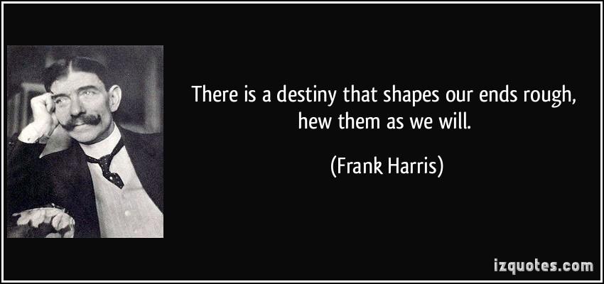 Frank Harris's quote #2