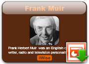 Frank Muir's quote #2