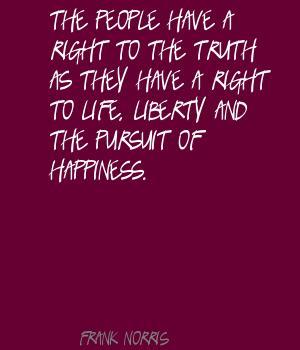 Frank Norris's quote #2