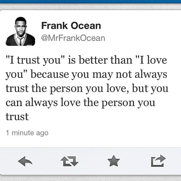Frank Ocean's quote #5
