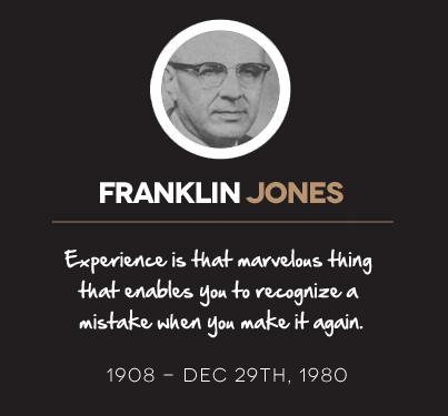 Franklin Jones's quote #5