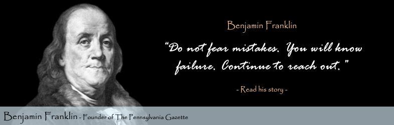 Franklin quote #2
