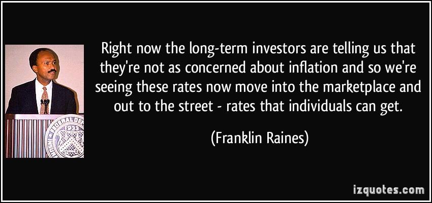 Franklin Raines's quote #7