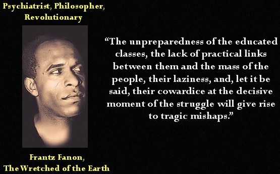 Frantz Fanon's quote #1