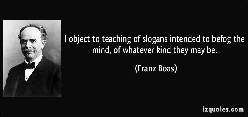Franz Boas's quote #7