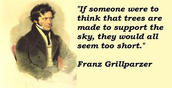 Franz Grillparzer's quote #5