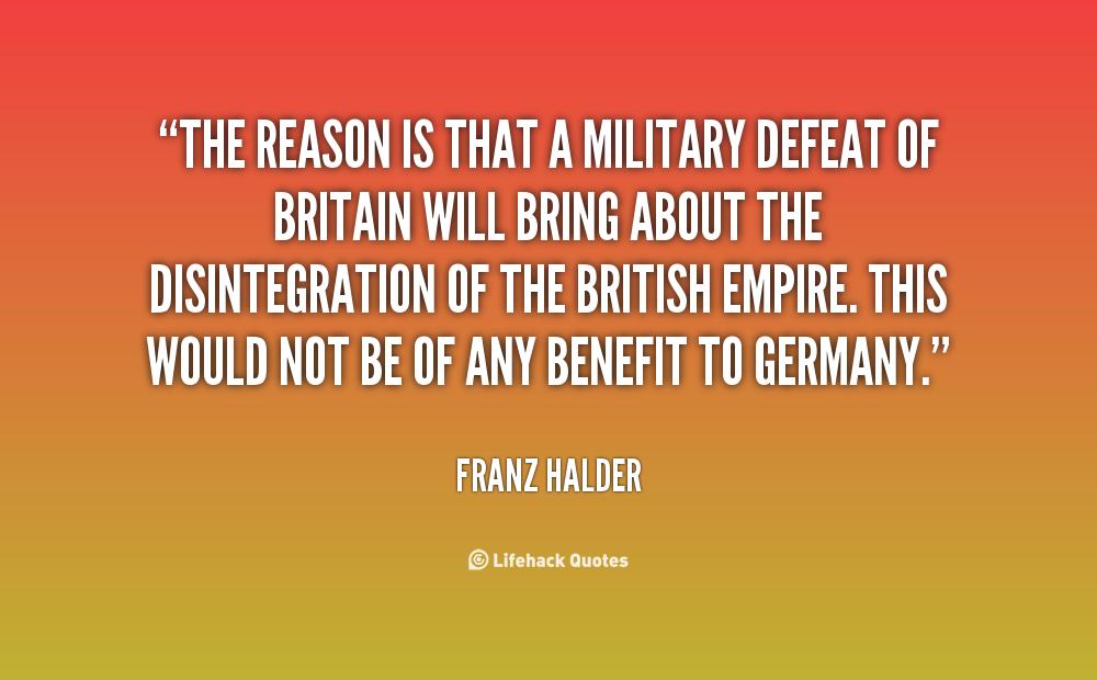 Franz Halder's quote #1