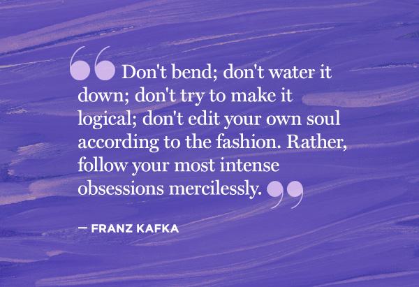 Franz Kafka's quote #8