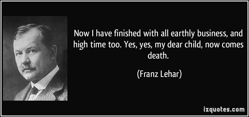 Franz Lehar's quote #3