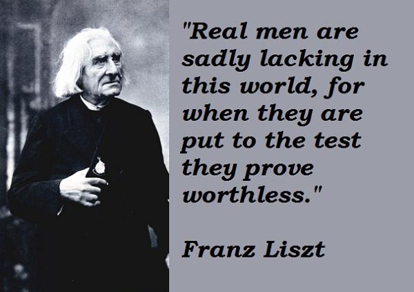 Franz Liszt's quote #7