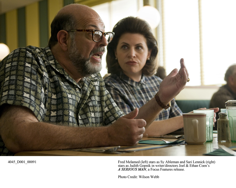 Fred Melamed's quote #1