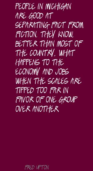 Fred Upton's quote #7