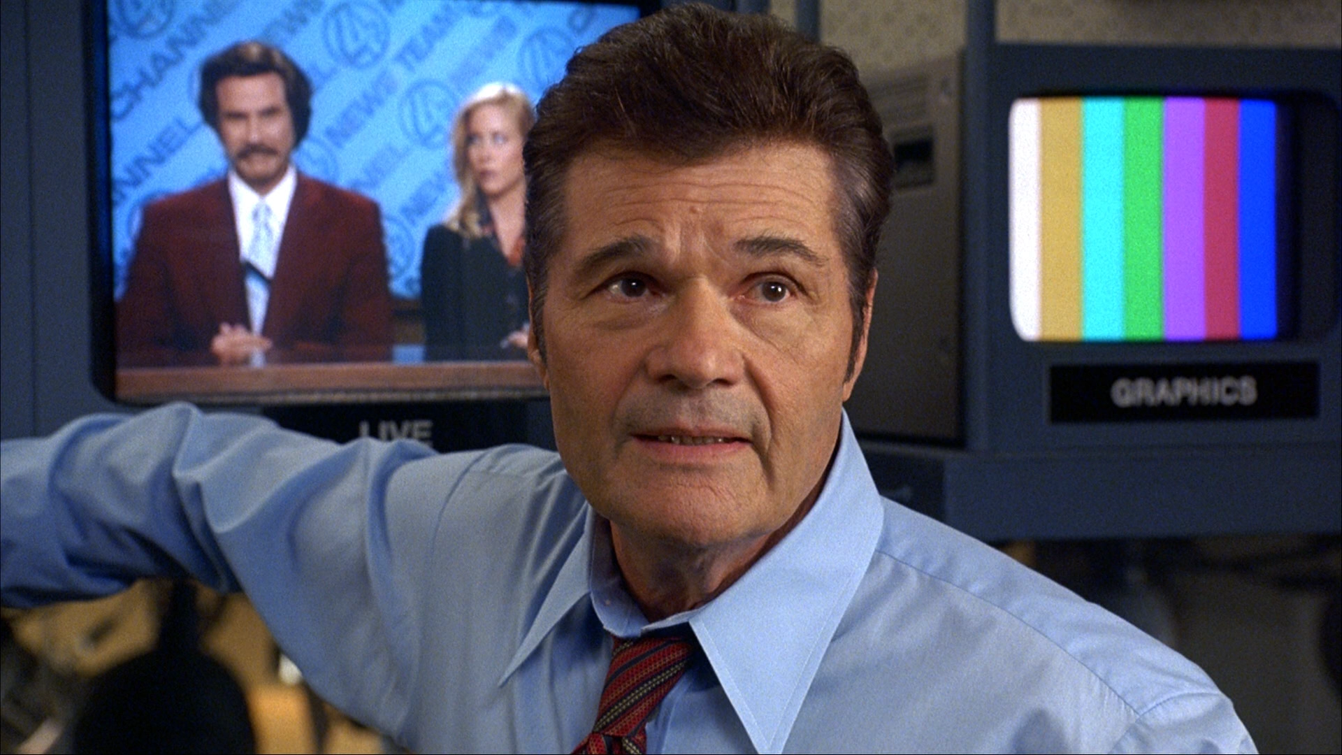 Fred Willard click to close