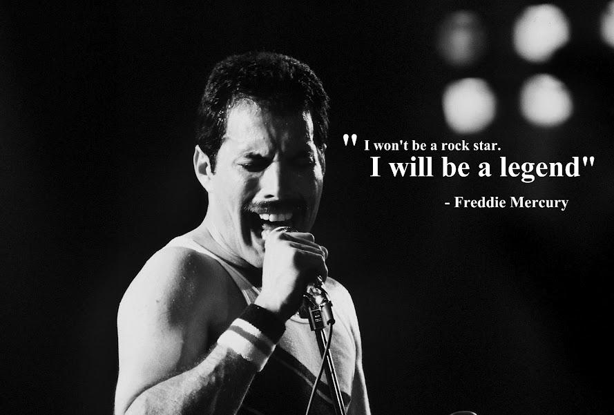 Freddie Mercury quote #1