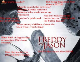 Freddy quote #2