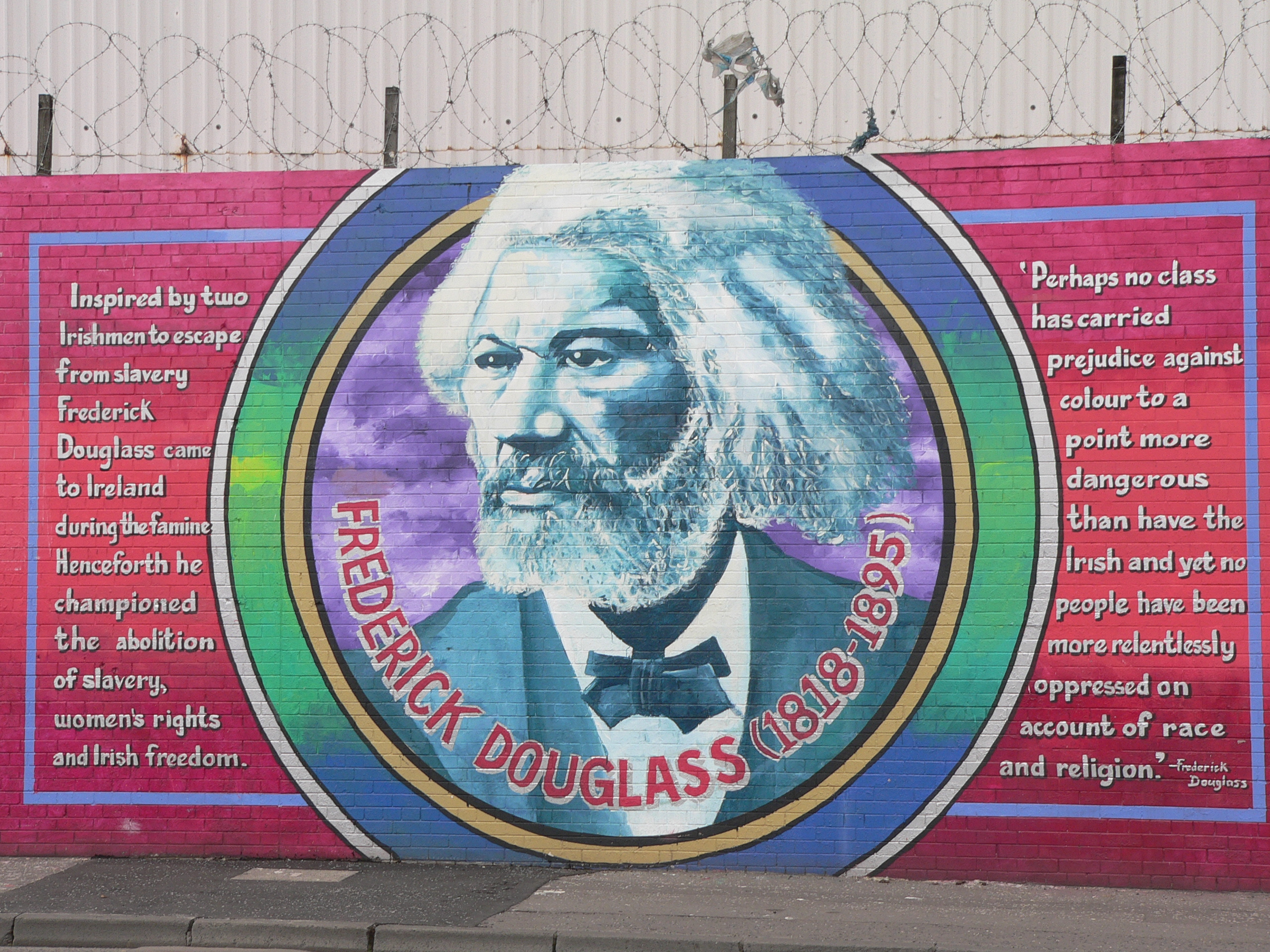 Frederick Douglass's quote #3