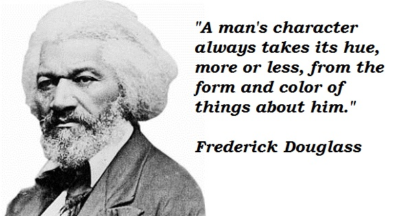 Frederick Douglass's quote #8