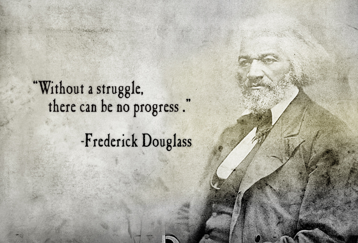Frederick Douglass's quote #2