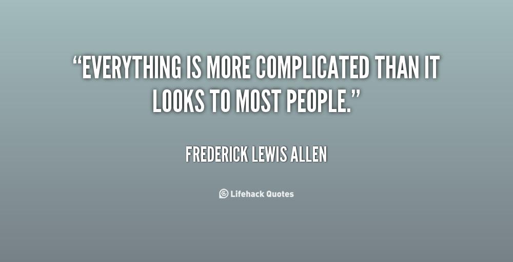 Frederick Lewis Allen's quote