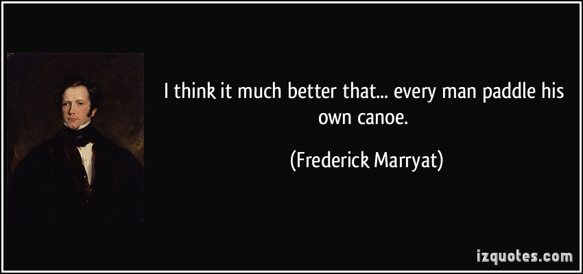 Frederick Marryat's quote #1