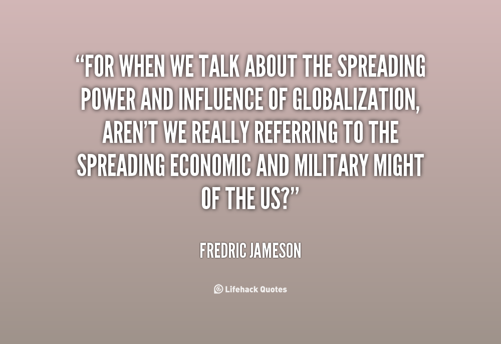 Fredric Jameson's quote #4