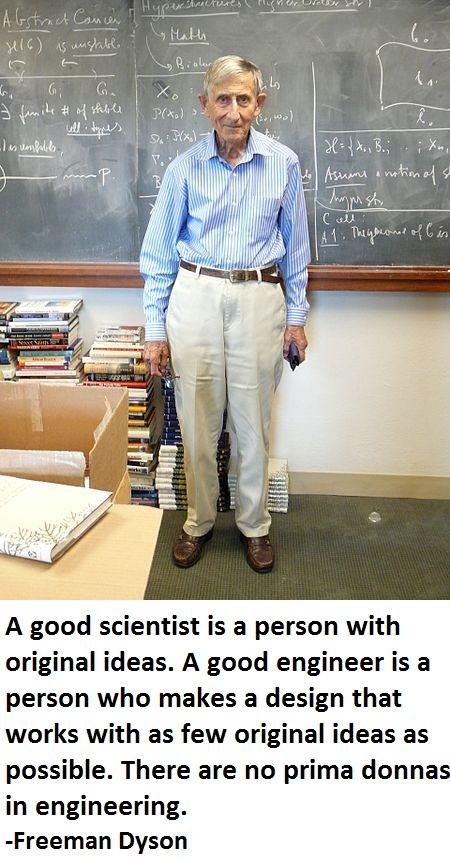Freeman Dyson's quote #7