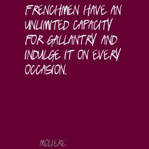 Frenchmen quote
