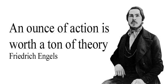 Friedrich Engels's quote #3