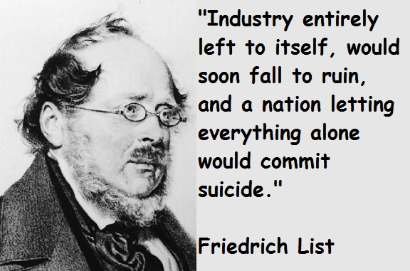 Friedrich List's quote #2