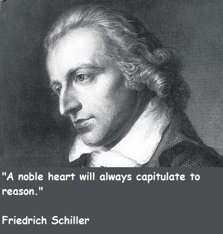 Friedrich Schiller's quote #3