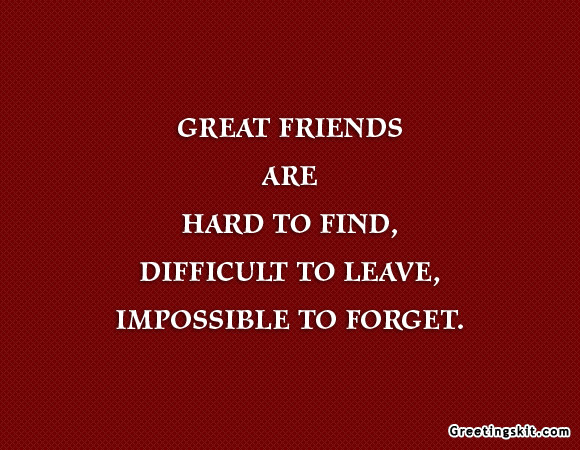 Friendship quote #5