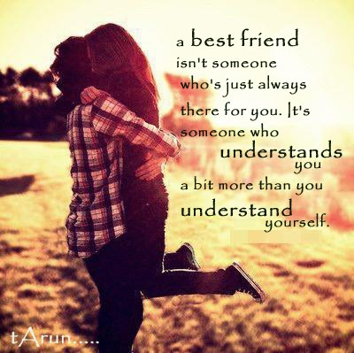 Friendship quote #7