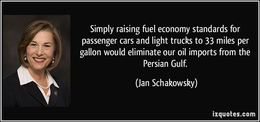 Fuel Economy quote